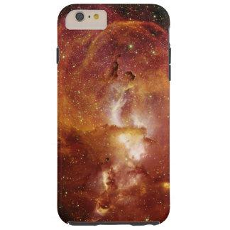 Geringer Nebelfleck NGC 3582 im Schützen RCW 57 Tough iPhone 6 Plus Hülle