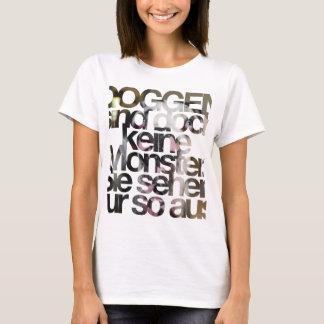 German: Dogge T-Shirt