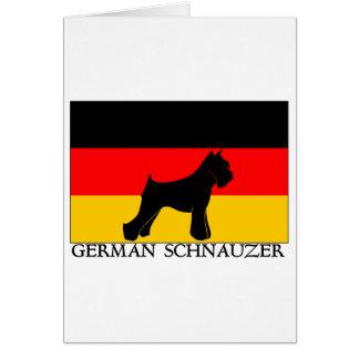 GermansSchnauzer Karte