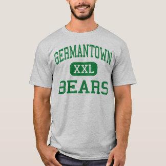 Germantown - Bären - hoch - Philadelphia T-Shirt