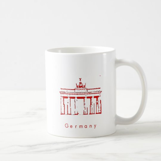 Germany Mug Kaffeetasse