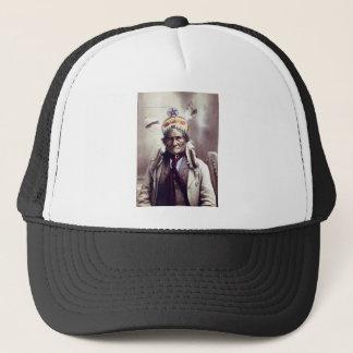 Geronimo, Alter 74 Truckerkappe