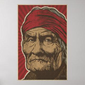 Geronimo Druck Plakatdruck