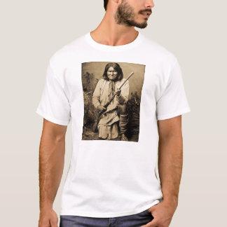 Geronimo mit dem Gewehr 1886 Vintag T-Shirt