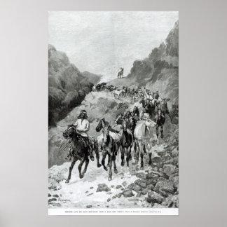 Geronimo und sein Band Poster