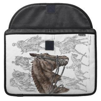 Gesammelte Dressage-Pferde FEI Sleeves Für MacBooks