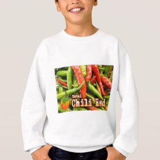 GesamtChile-Kopf Sweatshirt