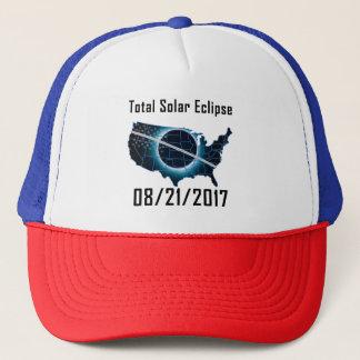 Gesamtfernlastfahrer-Hut der Sonnenfinsternis-2017 Trucker Kappe