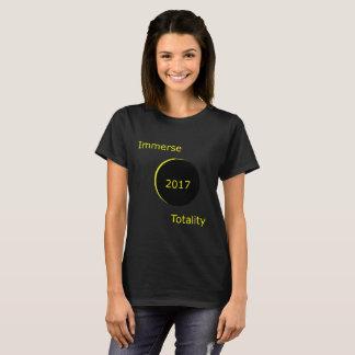 Gesamtheit - die GesamtSonnenfinsternis 2017 T-Shirt