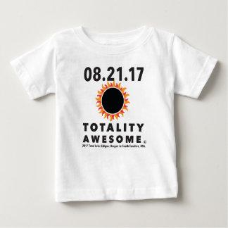 """Gesamtsolareklipse """"Gesamtheits-fantastisches"""" Baby T-shirt"""