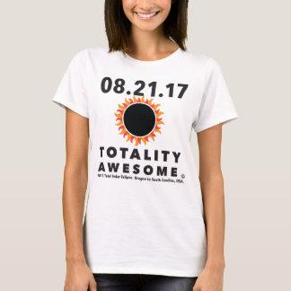"""Gesamtsolareklipse """"Gesamtheits-fantastisches"""" T-Shirt"""