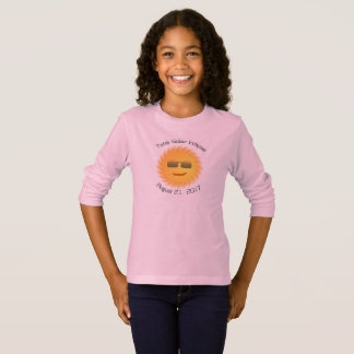 Gesamtsolareklipse-T - Shirt