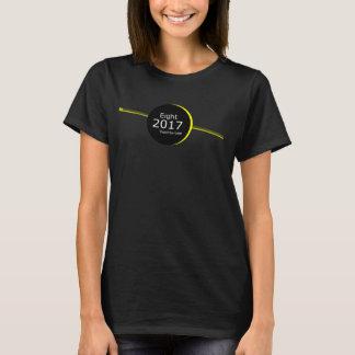 Gesamtsolareklipse-T - Shirt 2017 - fertigen Sie