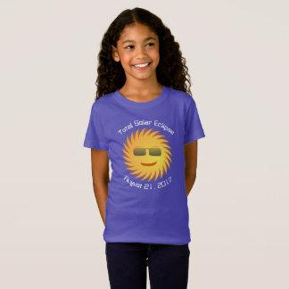 Gesamtsolareklipse-T - Shirt - lila