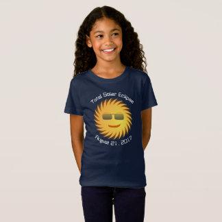 Gesamtsolareklipse-T - Shirt - Marine