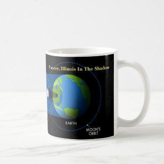 Gesamtsolareklipse-Tasse für Chester, Illinois Kaffeetasse