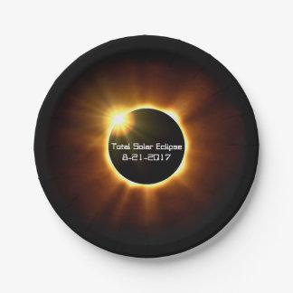 Gesamtsolareklipse - Teller