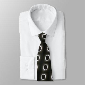 GesamtSonnenfinsternis - 21. August 2017 Bedruckte Krawatten