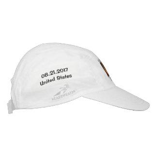 GesamtSonnenfinsternis-Hut Headsweats Kappe