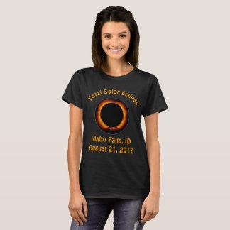 GesamtSonnenfinsternis (Idaho-Fälle, T-Shirt