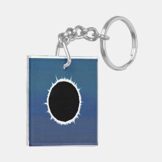 GesamtSonnenfinsternis - Keychain Schlüsselanhänger
