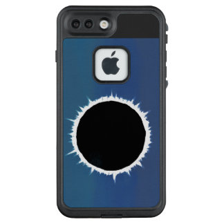 GesamtSonnenfinsternis - Malerei LifeProof FRÄ' iPhone 8 Plus/7 Plus Hülle