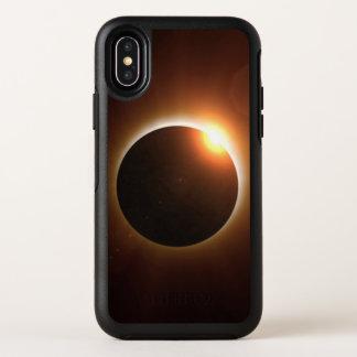 GesamtSonnenfinsternis OtterBox Symmetry iPhone X Hülle