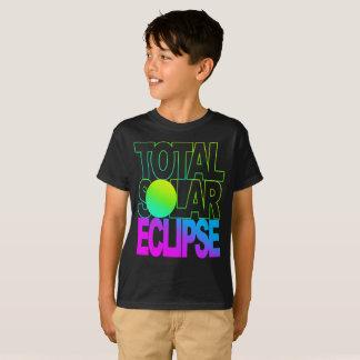 GesamtSonnenfinsternis scherzt Trop Reihe T-Shirt