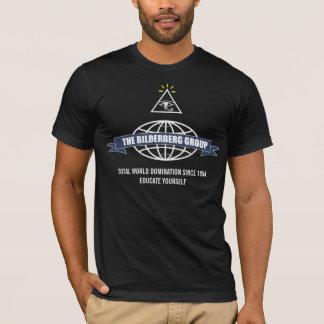 Gesamtweltherrschaft - Bilderberg T-Shirt