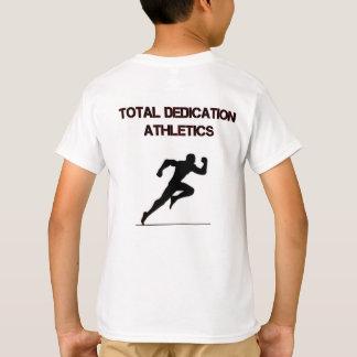 Gesamtwidmungs-Leichtathletik T-Shirt