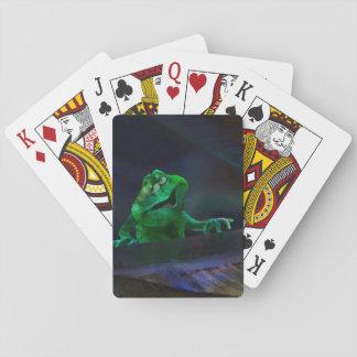 Gesang-Frosch   #5 Spielkarten