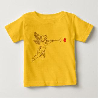 Gesang Ihres Liedes Baby T-shirt