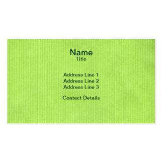 Gescannte ausführliche Packpapier-Beschaffenheit Visitenkarten