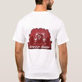 Geschäft der Geschwindigkeits-J-2 T-Shirt