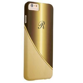 Geschäft der Männer Gold Barely There iPhone 6 Plus Hülle