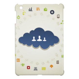 Geschäft eine Wolke iPad Mini Hülle