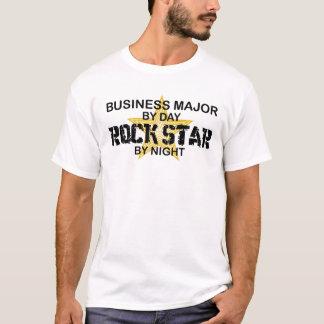 Geschäfts-bedeutender Rockstar T-Shirt