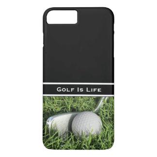 Geschäfts-Golf-Thema iPhone 8 Plus/7 Plus Hülle