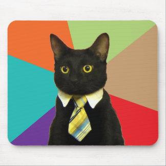 Geschäfts-Katze Mousepad Meme