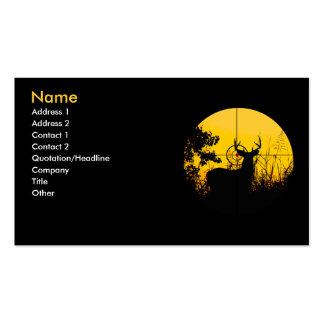 Geschäfts-Visitenkarte