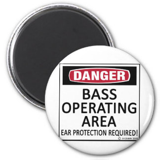 Geschäftsfeld-Baß Magnete