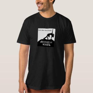 Geschaukelt durch Frauen-T - Shirt