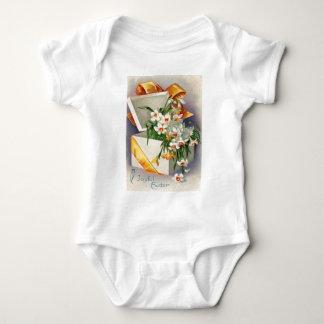 Geschenk-anwesende Narzisse Jonquil Baby Strampler