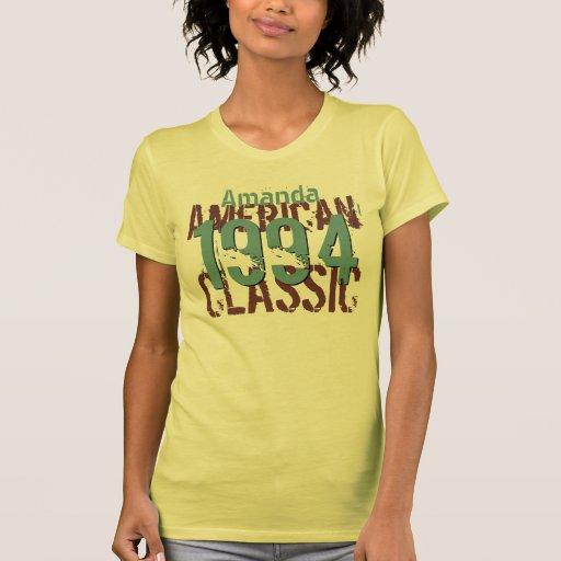 Geschenk AQUA-SCHOKOLADE v2 des amerikanischen Kla T Shirt
