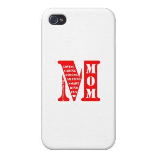 Geschenk der Mutter Tages Hülle Fürs iPhone 4