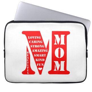 Geschenk der Mutter Tages Laptop Schutzhüllen