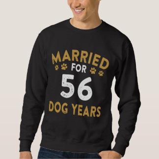 Geschenk für Hundeliebhaber. Kostüm für 8. Sweatshirt