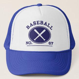Geschenk-Idee der Baseball-Spieler-einheitliche Truckerkappe