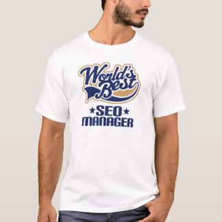 Geschenk-Idee für Seo Manager (Welten am besten) T-Shirt