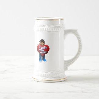 Geschenk-Ideen der Mutter Tages Bierglas